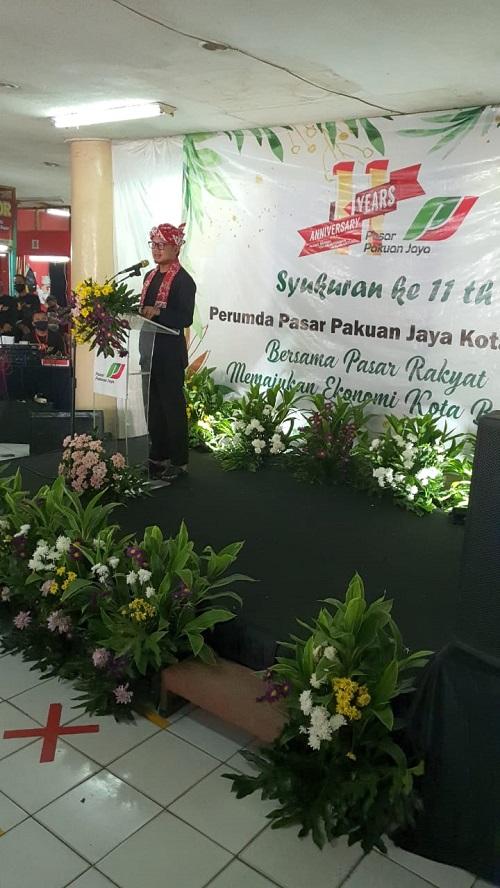 Walikota Bogor Apresiasi Kerja Direksi di HUT Perumda PPJ Ke - 11
