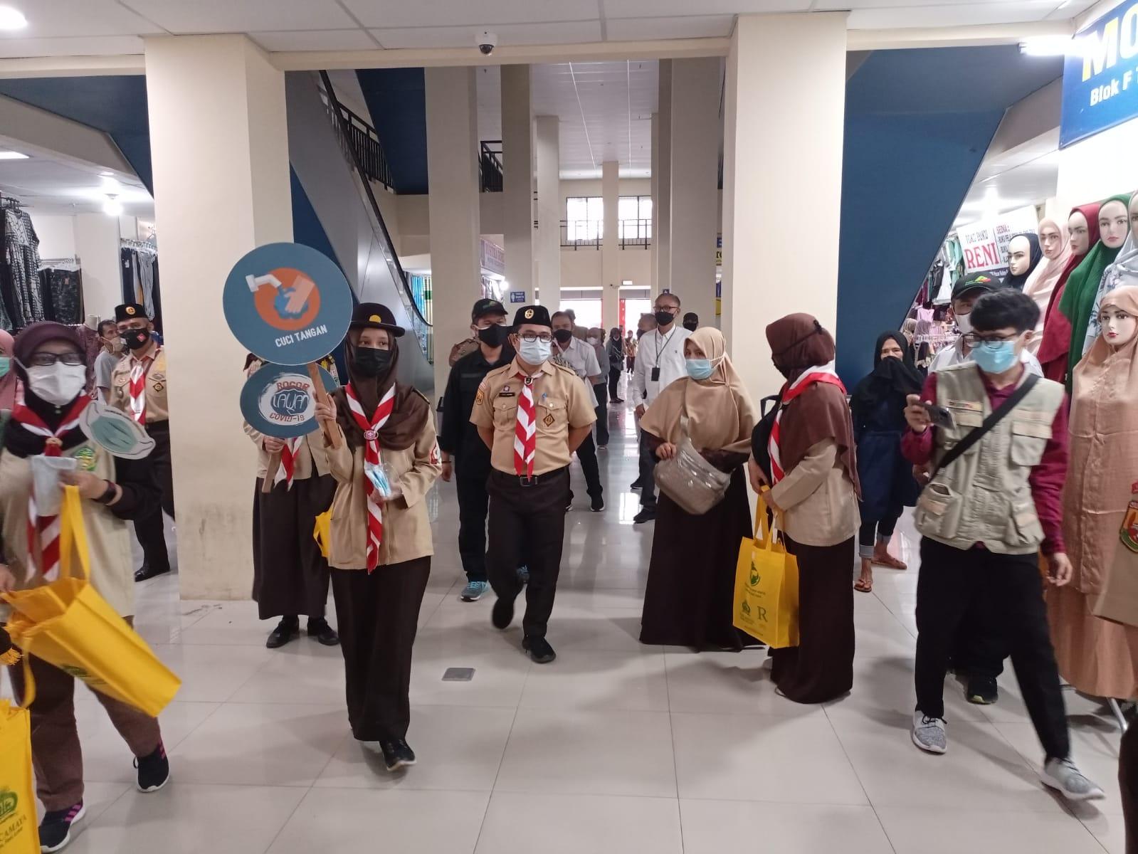 Kwarcab Pramuka Kota Bogor GEREBEK PASAR