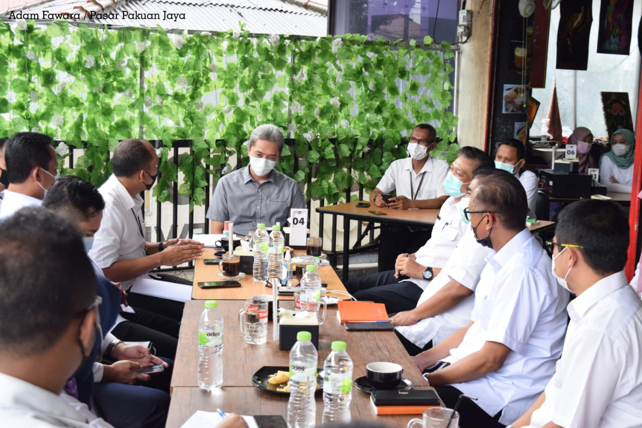 Tiga Pasar ini Akan Dibangun Perumda PPJ Kota Bogor