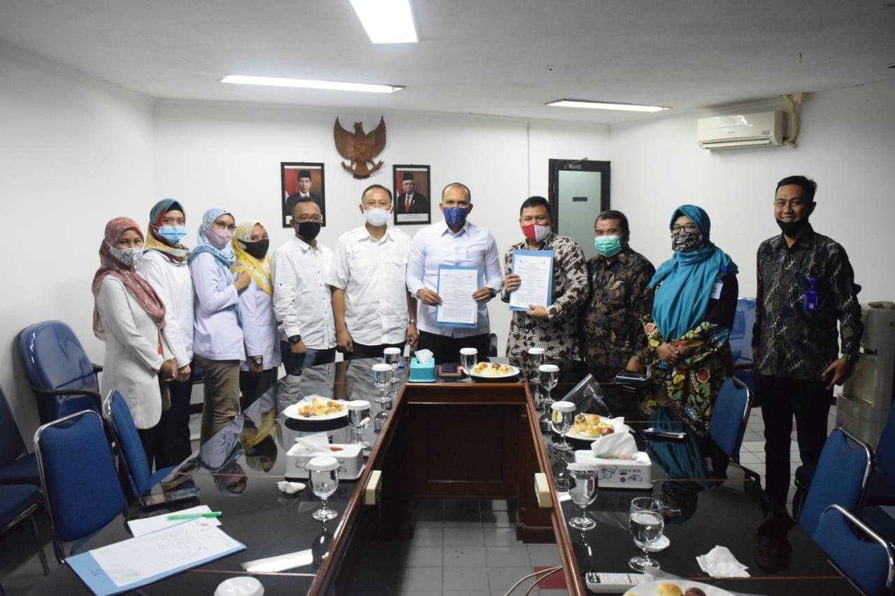 Perumda PPJ Jalin Kerjasama dengan RS. UMMI Bogor